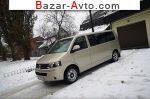 автобазар украины - Продажа 2009 г.в.  Volkswagen Caravelle