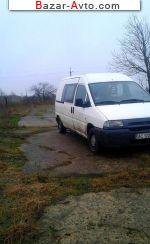 автобазар украины - Продажа 2002 г.в.  Citroen Jumpy