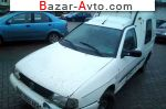 2001 Volkswagen Caddy   автобазар