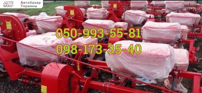 автобазар украины - Продажа 2019 г.в.  Трактор  Сівалка Супн8, Упс8-гибрид Су8