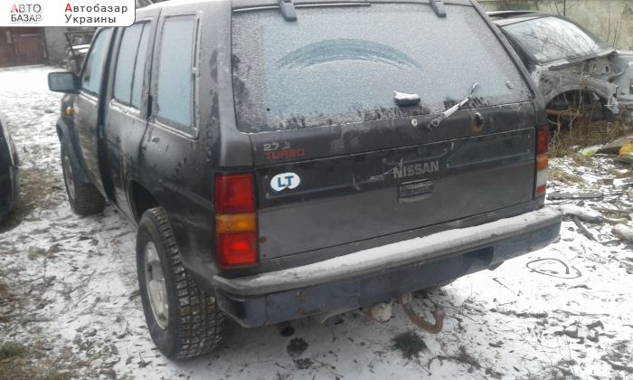автобазар украины - Продажа 1995 г.в.  Nissan Terrano