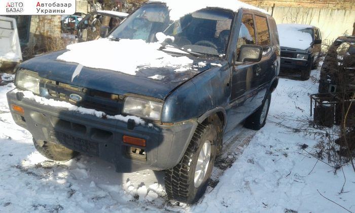 автобазар украины - Продажа 1997 г.в.  Nissan Terrano