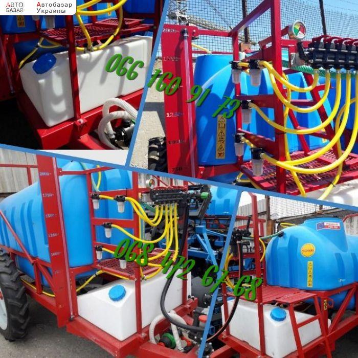 автобазар украины - Продажа 2019 г.в.  Трактор МТЗ Новый прицепной ОП-2000л,2500л