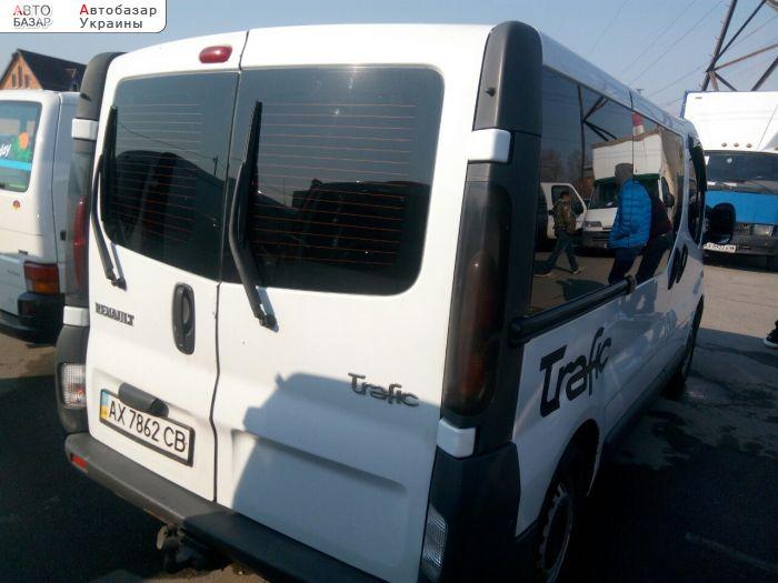 автобазар украины - Продажа 2005 г.в.  Renault Trafic легковой авто