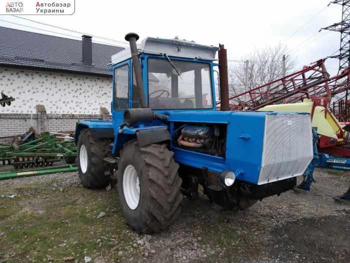автобазар украины - Продажа 1999 г.в.  Трактор Т-150К ХТЗ-17221