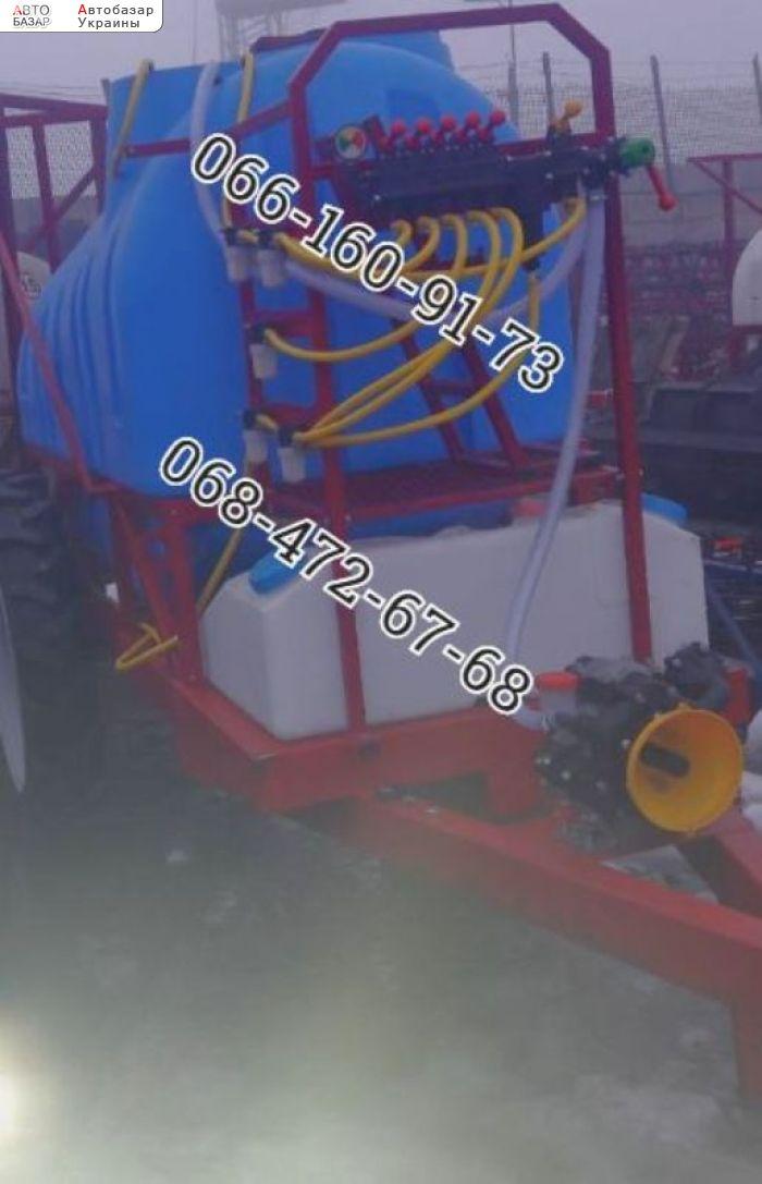 автобазар украины - Продажа 2019 г.в.  Трактор МТЗ Новый опрыскиватель прицепной