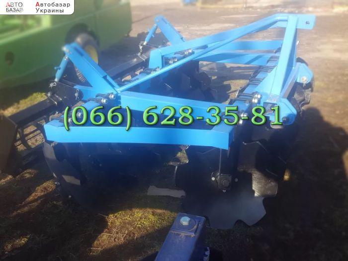 автобазар украины - Продажа 2019 г.в.  Трактор МТЗ Дисковая борона на стремянках