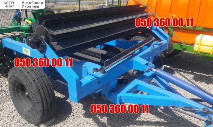 автобазар украины - Продажа  Трактор ЮМЗ КЗК-6-04 катки-измельчители