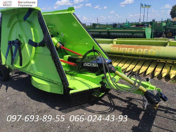 автобазар украины - Продажа    Мульчирователь Schulte FX 315