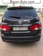 автобазар украины - Продажа 2011 г.в.  SsangYong BPM 2.0 Xdi T-Tronic 4WD (141 л.с.)