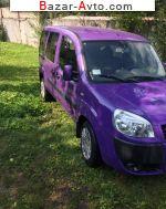 автобазар украины - Продажа 2008 г.в.  Fiat Doblo 1.3d Multijet МТ  (90 л.с.)