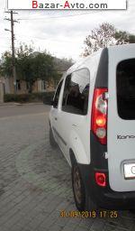 автобазар украины - Продажа 2010 г.в.  Renault Kangoo 1.5 dCi MT (86 л.с.)