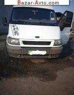 автобазар украины - Продажа 2000 г.в.  Ford Transit 2.4 TDCi MT LWB H2 (115 л.с.)
