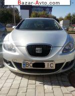 автобазар украины - Продажа 2008 г.в.  Seat Leon 1.4 MPI MT (85 л.с.)