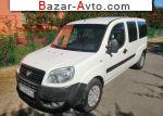 автобазар украины - Продажа 2009 г.в.  Fiat Doblo 1.9d Multijet МТ (105 л.с.)