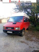 Iveco Daily 3510 1991, 1500 $