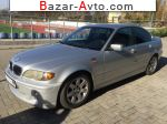 BMW 3 Series E46   автобазар