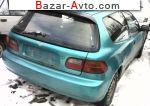 автобазар украины - Продажа 1994 г.в.  Honda Civic