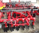 2019 Трактор МТЗ Бдн 2.1м-2.4 м навесная борона