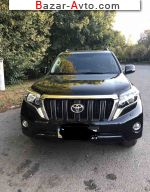 2015 Toyota Land Cruiser Prado 2.8 D AT 4WD (5 мест) (177 л.с.)  автобазар
