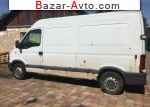2000 Renault Master 2.8 dCi L3H3 MT (115 л.с.)  автобазар