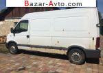 автобазар украины - Продажа 2000 г.в.  Renault Master 2.8 dCi L3H3 MT (115 л.с.)