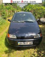автобазар украины - Продажа 1996 г.в.  Fiat Punto 1.2 MT (60 л.с.)