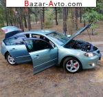 автобазар украины - Продажа 2005 г.в.  Mazda 3 1.6 AT (105 л.с.)