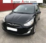 автобазар украины - Продажа 2012 г.в.  Hyundai Accent 1.6 AT (124 л.с.)