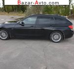2013 BMW 3 Series 318d AT (143 л.с.)  автобазар