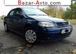 2005 Opel Astra G 1.4 MТ (90 л.с.)  автобазар