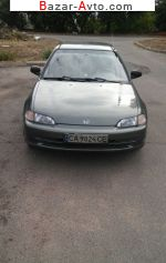 1994 Honda Civic 1.5 MT (94 л.с.)  автобазар