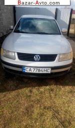 автобазар украины - Продажа 1999 г.в.  Volkswagen Passat 1.9 TDI AT (115 л.с.)