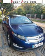 автобазар украины - Продажа 2012 г.в.  Chevrolet Volt 1.4 CVT (84 л.с.)