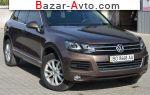 автобазар украины - Продажа 2012 г.в.  Volkswagen Touareg 3.0 TDI Tiptronic 4Motion (245 л.с.)
