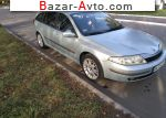автобазар украины - Продажа 2002 г.в.  Renault Laguna 1.9 DCi MT (107 л.с.)