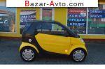 автобазар украины - Продажа 1999 г.в.  Smart Fortwo 0.6 MT (55 л.с.)