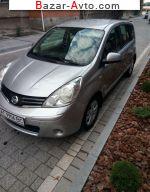автобазар украины - Продажа 2010 г.в.  Nissan Note 1.4 MT (88 л.с.)