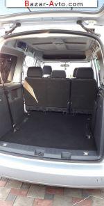 автобазар украины - Продажа 2013 г.в.  Volkswagen Caddy 1.6 TDI MT L1 (75 л.с.)