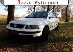 автобазар украины - Продажа 2000 г.в.  Volkswagen Passat 1.8 MT (150 л.с.)