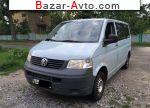 автобазар украины - Продажа 2007 г.в.  Volkswagen Transporter 1.9 TDI LWB L2H1 MT (102 л.с.)