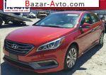автобазар украины - Продажа 2017 г.в.  Hyundai Sonata 2.4 AT (171 л.с.)