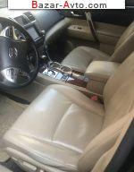 автобазар украины - Продажа 2012 г.в.  Toyota Highlander 3.5 AT 4WD (273 л.с.)