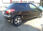 автобазар украины - Продажа 2005 г.в.  Peugeot 206 1.6 AT (110 л.с.)