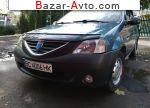 автобазар украины - Продажа 2007 г.в.  Dacia Logan 1.4 MT (75 л.с.)