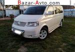 автобазар украины - Продажа 2005 г.в.  Volkswagen Transporter 1.9 TDI SWB L1H1 MT (102 л.с.)