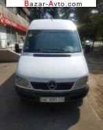 автобазар украины - Продажа 2006 г.в.  Mercedes Sprinter 311 CDi MT длинная база высокая крыша (109 л.с.)