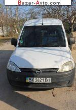 автобазар украины - Продажа 2007 г.в.  Opel Combo 1.3 CDTI MT (75 л.с.)
