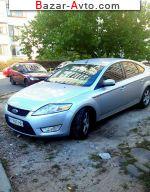 автобазар украины - Продажа 2007 г.в.  Ford Mondeo 2.0 MT (145 л.с.)