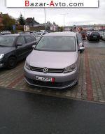 автобазар украины - Продажа 2011 г.в.  Volkswagen Touran 1.6 TDI АТ (105 л.с.)